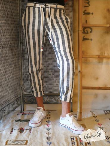 Pantalon Lin Gydas yami-gi